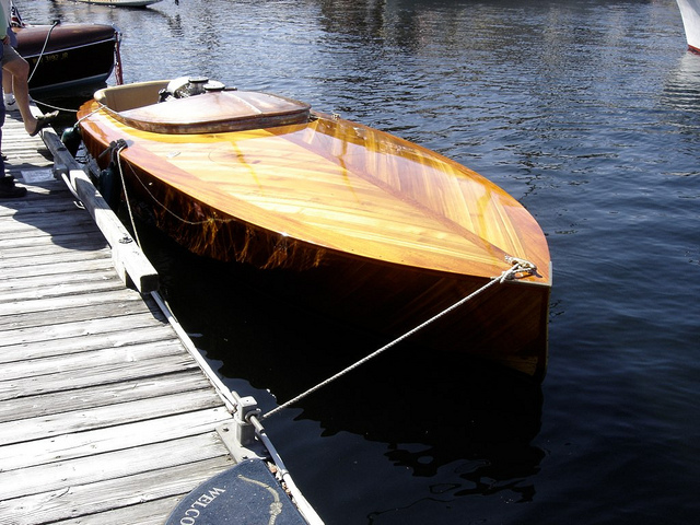 Atkin Flyer Wooden Boat for Sale